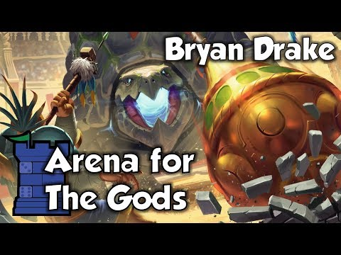 Are you Not Entertained?!? Taking a look into the Arena for the Gods.