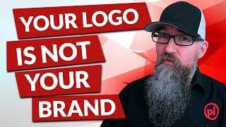 Logo Versus Brand - Your Logo Is Not Your Brand - Logo Design
