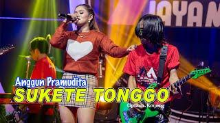 Download lagu Anggun Pramudita Sukete Tonggo Koplo Version Mp3