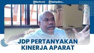 JDP Pertanyakan Kinerja Aparat terkait Bendera Bintang Kejora Berulangkali Berkibar di Manokwari