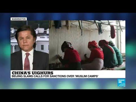 China considers Uighur religious belief ''a mental disease''