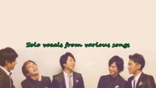 Arashi | Aiba Masaki | Vocals