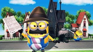 Despicable Me 2: Minion Rush Residential Area Part 38