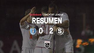 SCL21: Santa Lucia vs Saprissa | Resumen