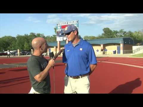 ETFinalScore.com Bill Campbell talks football with Coache's Tim Sitton and Mike Meador or Chapel Hill and Lindale