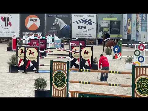7 ème place dans le Grand prix de Bonheiden!!!