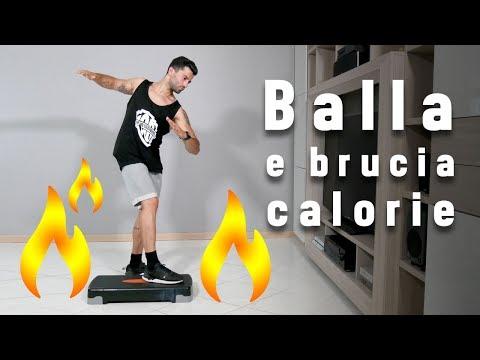 Il ballo aerobics per perdita di peso di video in condizioni di casa di scaricare un torrente
