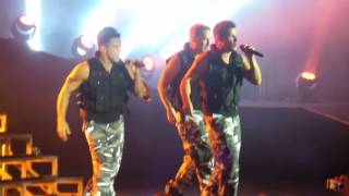98 Degrees  Heat it Up:Do you wanna dance