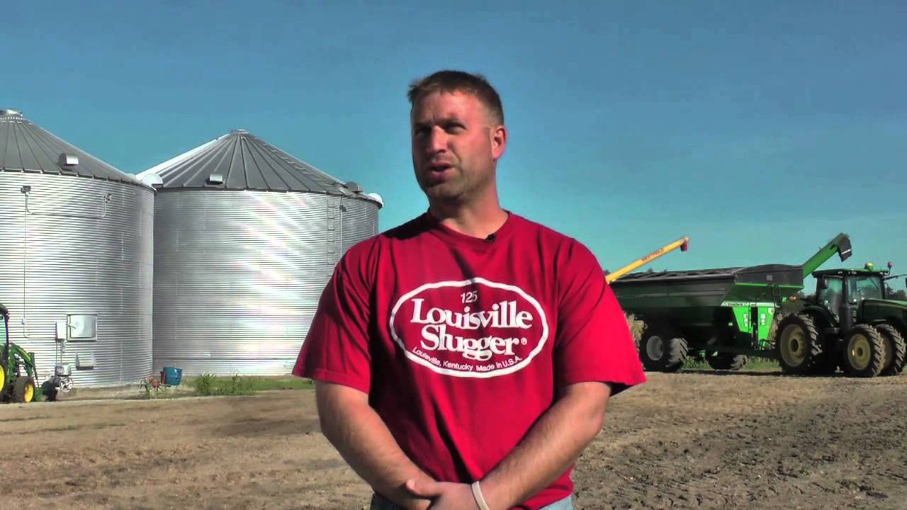 Kyle Brown, Grower, Indiana