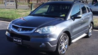 *SOLD* 2007 Acura RDX Turbo SH-AWD Walkaround, Start up, Tour and Overview