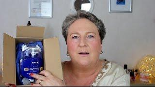 NIVEA PROTECT & SHAVE Schwinggelenk - Rasierer ! Rossmann Blogger Produkt - Test!!