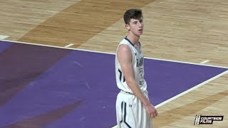 Class of 2019 Guard Alex Klatsky Highlights From The City of Palms Classic!