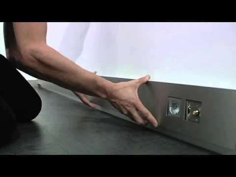 AmbienTrack - Das elegante Kabelführungssystem