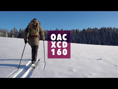 Introduction – OAC XCD 160 Backcountry Skis