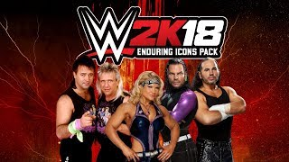WWE 2K18: Enduring Icons Pack
