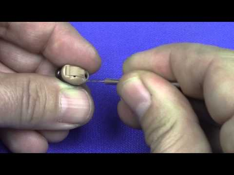 CIC Drawstring Repair Demonstration