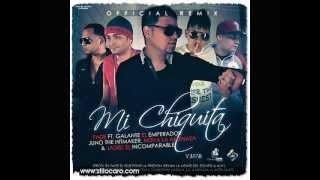 Fade Ft. Juno, Jadiel, Galante, Nova - Mi Chiquita (Official Remix)