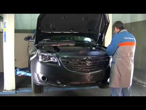 101.40.9120-Test di montaggio paraurti anteriore con primer OPEL INSIGNIA 13