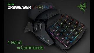 Razer Orbweaver Elite Chroma