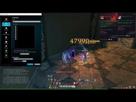 Bns TH] Macro Assassin Lighting Dynasty Mystic Dadge