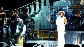 "Whitney Houston ""i Will Always Love You"" Berlin 2010 Live"
