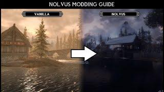 SKYRIM SE 4K 2020 - Nolvus Modding Guide
