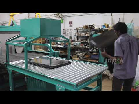Inpak Ream Shrink Wrapping Machine