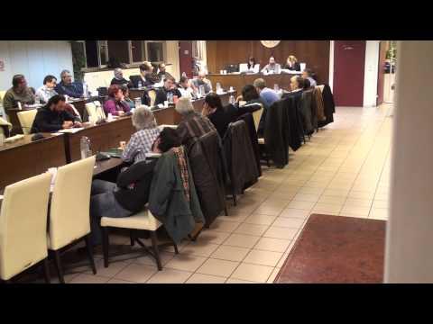 Δ. Συμβούλιο 26-11-2014: Δευτερολογίες - Προϋπολογισμός Δ. Βύρωνα 2015