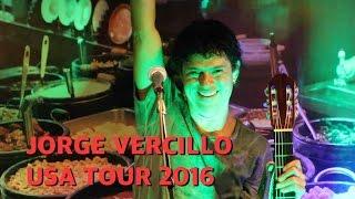 Jorge Vercillo   Newark New Jersey 2016   USA Tour