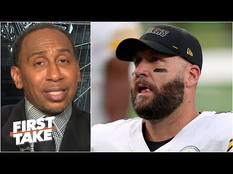 Stephen A. is concerned about Big Ben's mobility this season | First Take