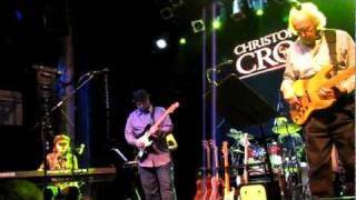 """I Really Don't Know Anymore"" de Christopher Cross (Madrid, 24 de noviembre, 2011)"