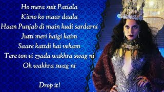 THE WAKHRA SONG LYRICS | Navv Inder, Lisa   - YouTube
