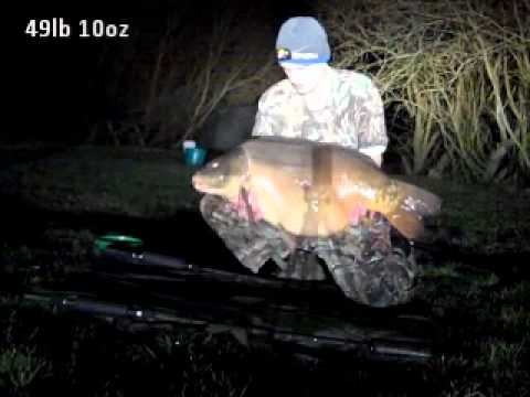 54lb Feb 12' Vallee lake Mirror