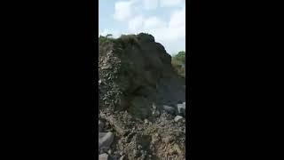 Примавтодор чинит дорогу на Преображение