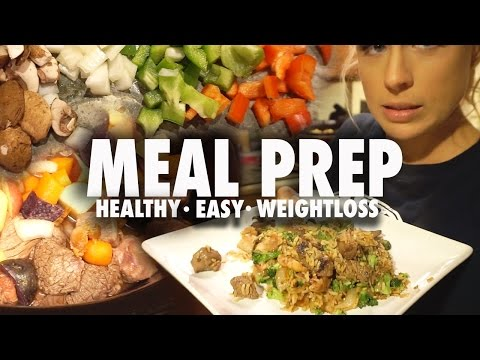 Video Easy & Healthy Meal Prep Recipes