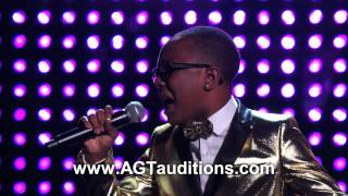 Quintavious Johnson Talks About His Audition and Time on AGT - America's Got Talent 2014 thumbnail