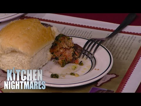 Every Customer Sends Back Their Food | Kitchen Nightmares