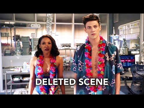 The Flash 4x09 Deleted Scene