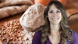 Buckwheat - The Gluten Free Fruit Seed.