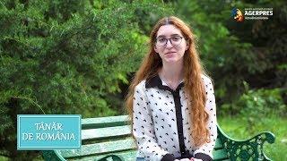 Tânăr de România: Adolescenta care a proiectat o navă spațială