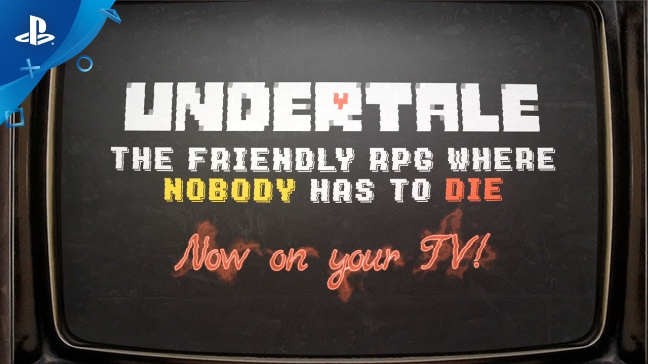UNDERTALE is Coming to PlayStation!