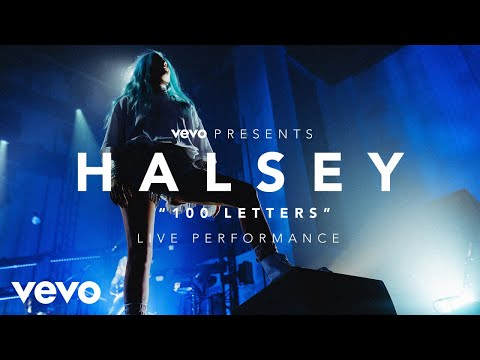 100 Letters Vevo Presents
