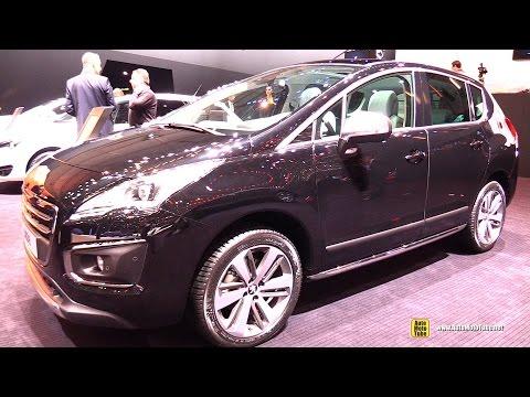 2015 Peugeot 3008 Feline THP 165 S&S - Exterior and Interior Walkaround - 2015 Geneva Motor Show