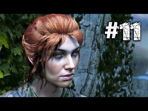 ► Rise of the Tomb Raider - Pomoc na blízku   #11   PC SK/CZ Gameplay / Lets Play   1080p