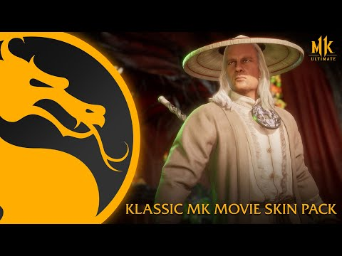 Pack de skins «MK, Le Film Klassique» de Mortal Kombat 11