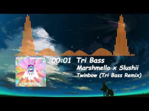 Marshmello x Slushii - Twinbow (Tri Bass Remix)
