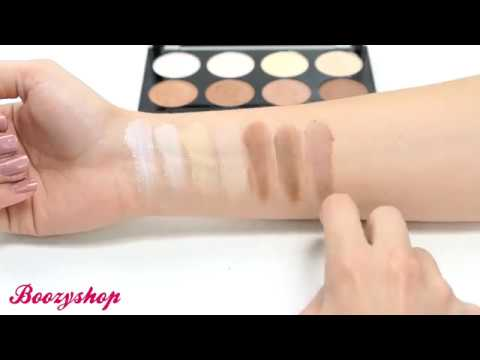 Makeup Revolution Makeup Revolution Iconic Lights and Contour Pro