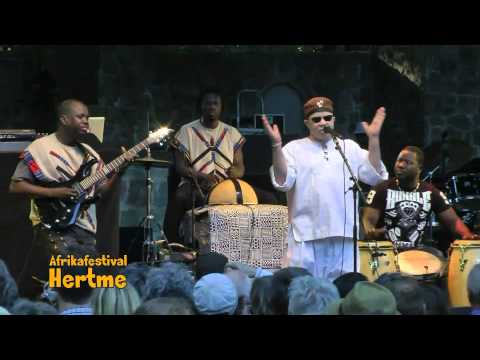 Salif Keita- Yamore Live @Hertme