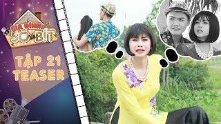 Gia đình sô - bít |Teaser tập 21: Cô bán vịt nghĩ quẩn sau khi bị người yêu mê giàu sang mà phụ tình
