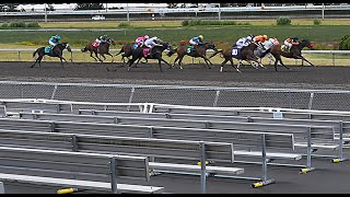 No fans in stands but Emerald Downs opens for horse racing